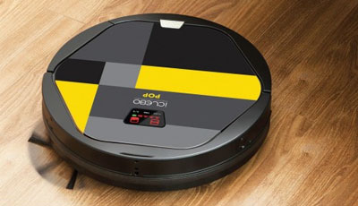 Обзор роботов-пылесосов iCLEBO Arte и iCLEBO POP