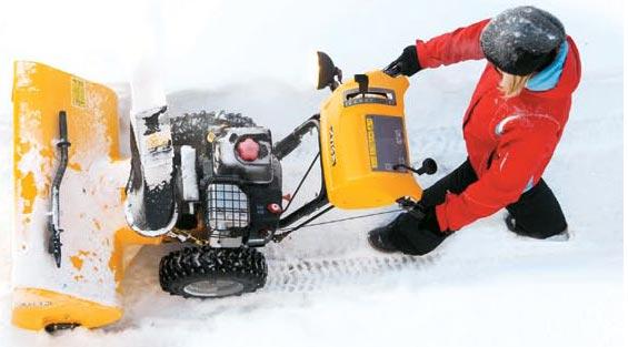 Снегоуборочная техника для дачи купить в питере Снегоуборщики Саратовская область