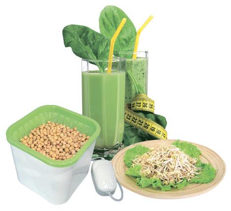 Проращивание семян для еды в домашних условиях