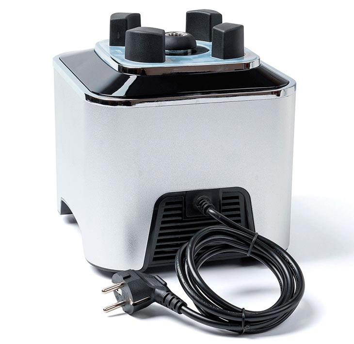 Вентиляционная решетка у RawMid Dream Luxury 2 (BDL-09), серебристый