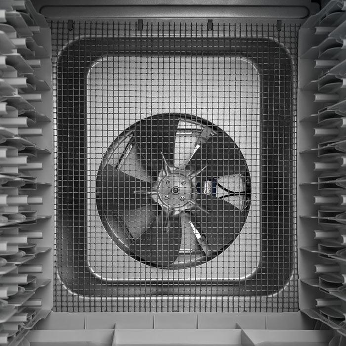 Большой вентилятор
