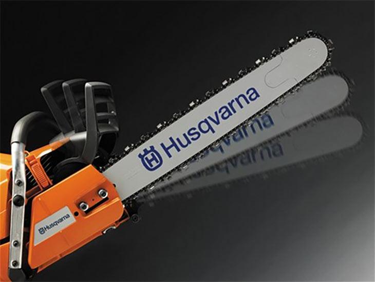Инерционный тормоз у Husqvarna 353