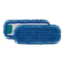 TTS Microriccio с держателями, микрофибра, синий, 40x13 см