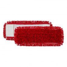 Моп TTS Microriccio, микрофибра, 40х13, красный