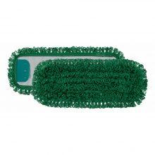 TTS Microriccio с держателями, микрофибра, зеленый, 40x13 см