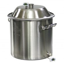Бак ПО ЗВЕЗДА конус для дистиллятора на 42 литра