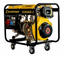 Генератор Champion DG6500E-3