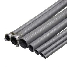 Рукав всасывающий серый ПВХ 100 (D-100мм, L-4м)