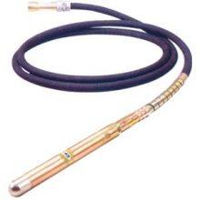 Вал гибкий с вибронаконечником (L4m D38mm T(электр.) type)