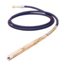 Вал гибкий с вибронаконечником (L6m D45mm M(бенз.) type)