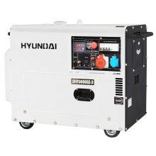 Hyundai DHY8000SE-3