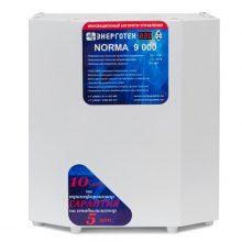 Стабилизатор напряжения ЭНЕРГОТЕХ NORMA 9000