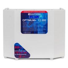 Стабилизатор напряжения ЭНЕРГОТЕХ OPTIMUM 12000 (LV)
