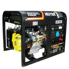 Huter DY6500LXW, с функцией сварки, с колёсами