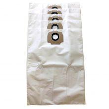 Комплект мешков-пылесборников для пылесосов Karcher WD 4, WD 5, WD 6, MV 4, MV 5