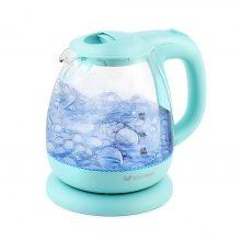 Чайник Kitfort КТ 653-1, голубой