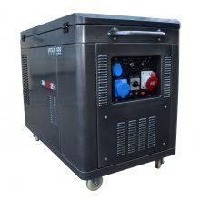 Бензиновый генератор Mitsui Power ECO ZM 12500 SE-3