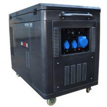 Бензиновый генератор Mitsui Power ECO ZM 12500 SE
