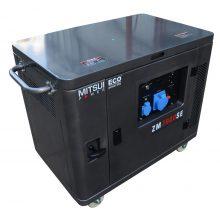Бензиновый генератор Mitsui Power ECO ZM 7000 SE