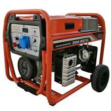 Бензиновый генератор Mitsui Power ECO ZMW 200 DC, сварочный