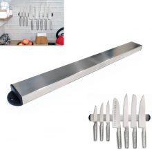 Магнитный держатель для ножей VELER, нержавеющая сталь, 40 см