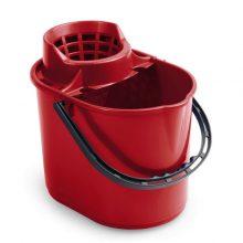 TTS Pit с отжимом, красное, 12 л