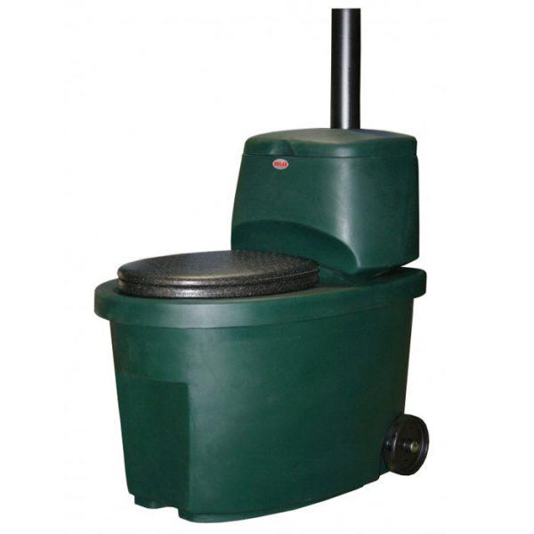 Сухой биотуалет Biolan зеленый