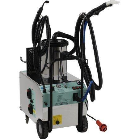 Парогенератор для чистки слона автомобиля Bieffe CARWASH PLUS