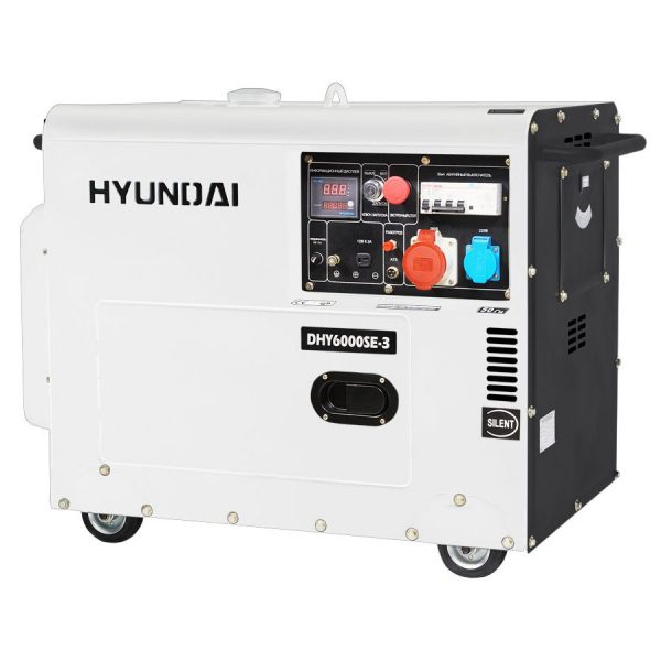 Hyundai DHY6000SE-3
