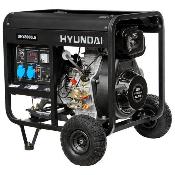 Hyundai DHY8000LE