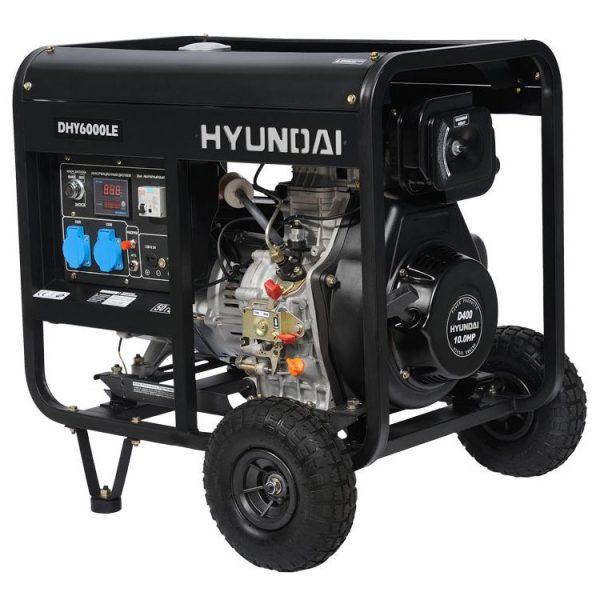 Hyundai DHY6000LE
