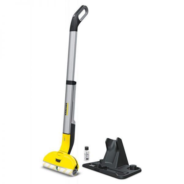 Аккумуляторный аппарат для влажной уборки пола Karcher FC 3 Cordless