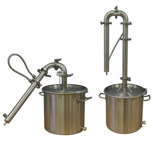 Дистиллятор ЗВЕЗДА М8 СТАРТ на 30 литров