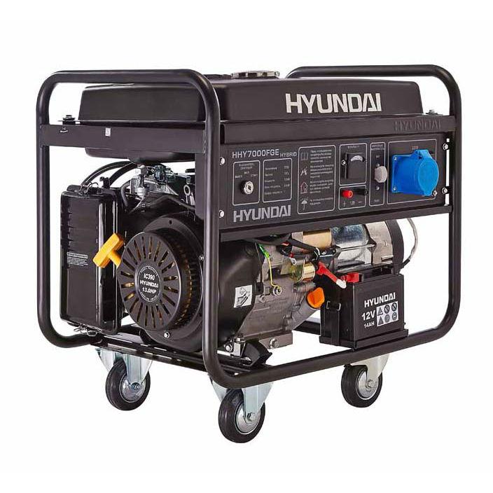 Газовый генератор hyundai hhy 7000fge инструкция
