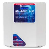 Стабилизатор напряжения ЭНЕРГОТЕХ STANDARD 5000 (LV)