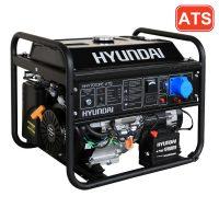 Электрогенератор Hyundai HHY7010FE ATS