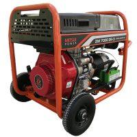 Дизельный генератор Mitsui Power ECO ZM 7000 DE-3