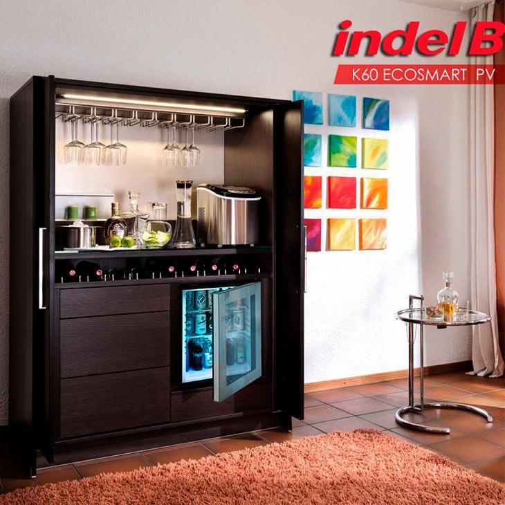 Мини-бар Indel B K60 Ecosmart PV встроенный в шкаф