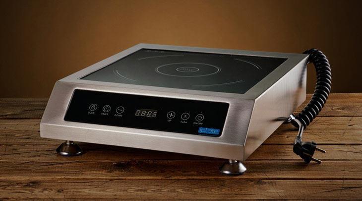 Профессиональная настольная индукционная плита iPlate 3500 ALINA