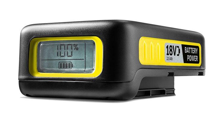 Аккумулятор Karcher Battery Power 18/25