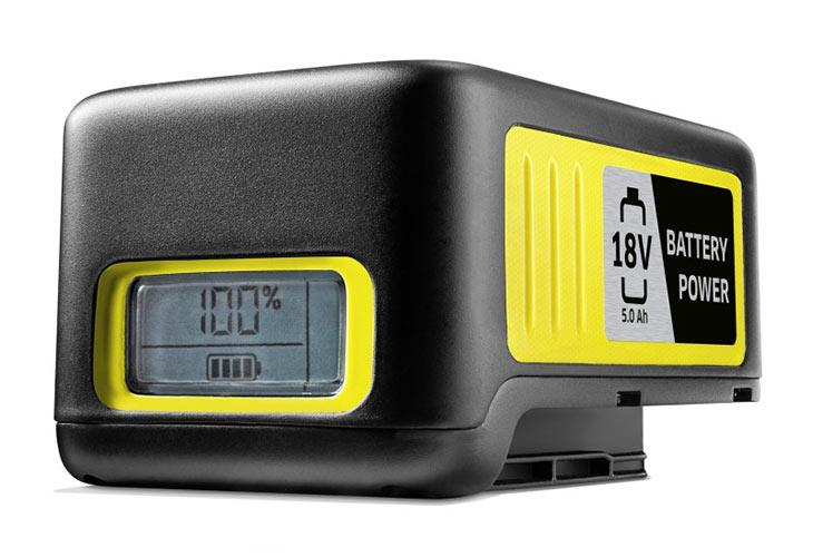 Аккумулятор Karcher Battery Power 18/50