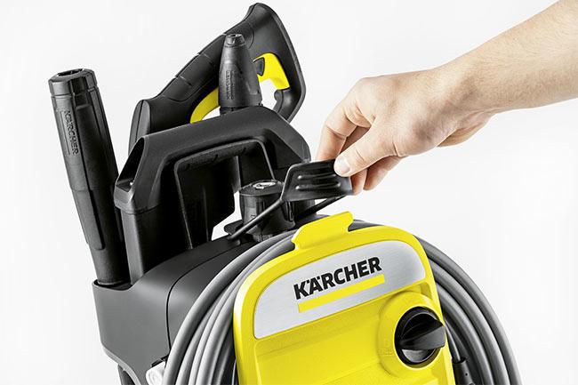 Крепление шланга Karcher K7 compact