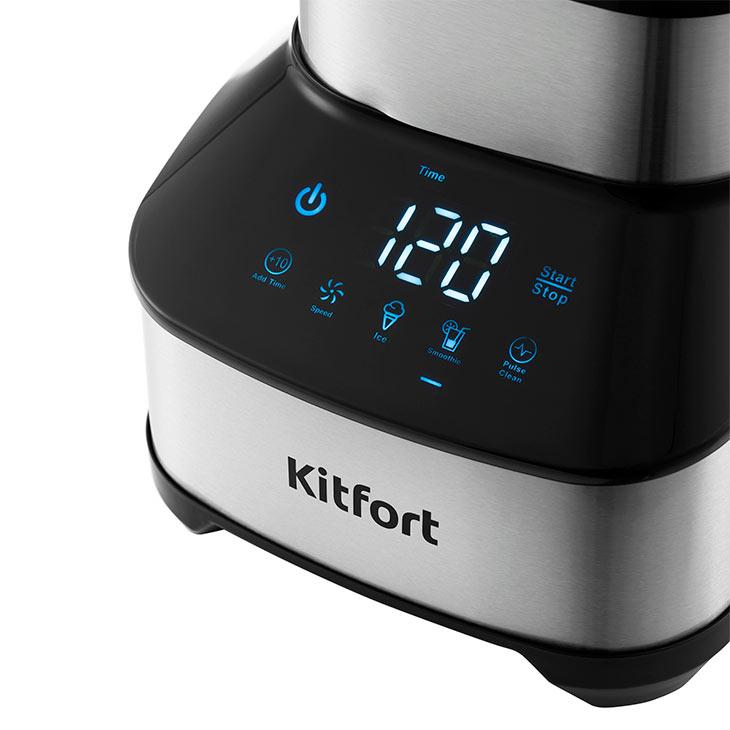 Панель управления у Kitfort KT-1373