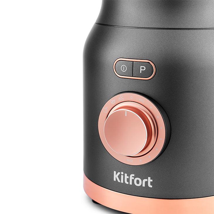 Панель управления у Kitfort KT-1383