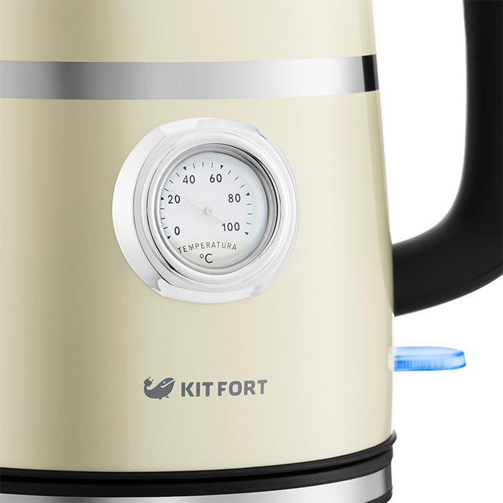 Встроенный термометр у Kitfort KT-670-3