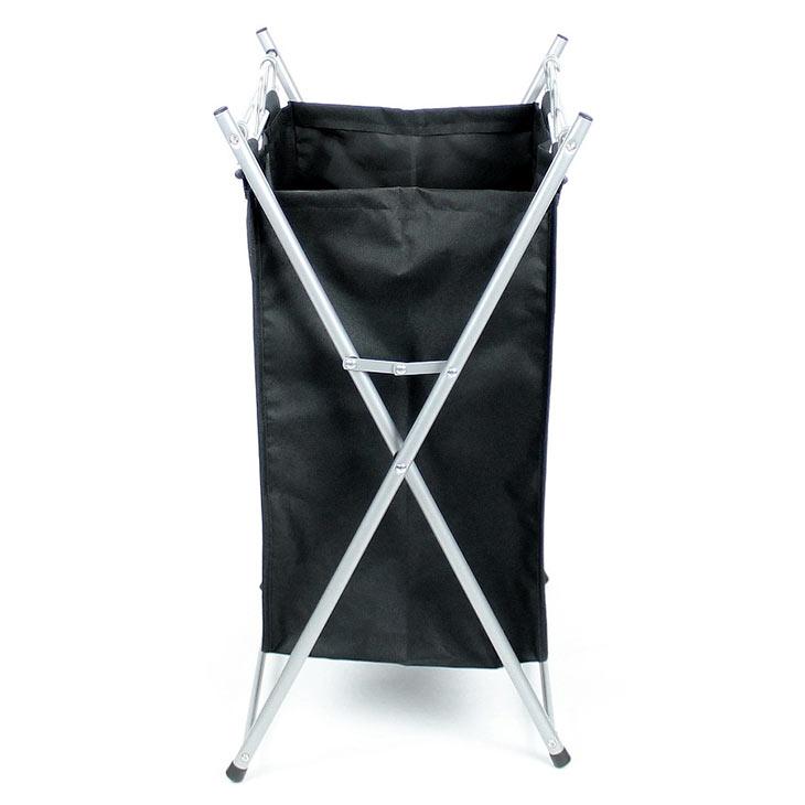 Вид сбоку корзины для белья MIE Binasco