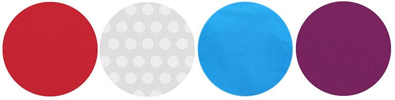 4 цветовых решения