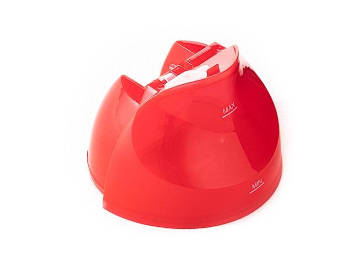 Съемный резервуар для воды у MIE Graze New Red