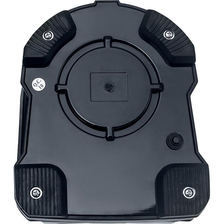 Прорезиненный ножки и кнопка перезапуска у RawMid Dream Modern 2 BDM-06, черный