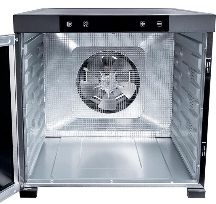 Большой вентилятор у RawMid Dream PRO 2 DDP-10-2